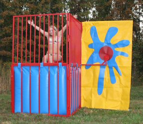 dunk tank rental kansas city birthday party rental