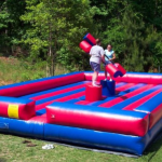 joust arena inflatable bounce rental